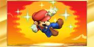 Mario victory 1