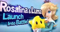 Rosalina and Lum launch into battle