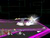 Captain Falcon Floor attack (back) SSBM