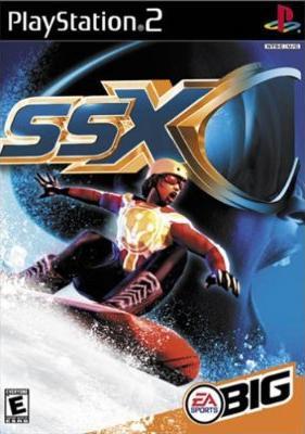 SSX box art