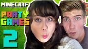 Minecraft party games 2