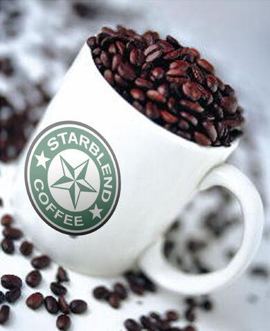 Bestand:Starblend Coffee Koffiebonen.jpg