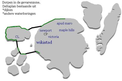 Deltaplan voorstel - dijken
