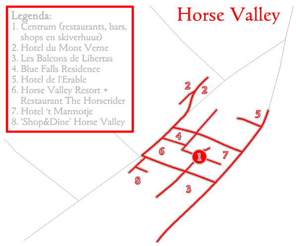 Horse Valley dorp