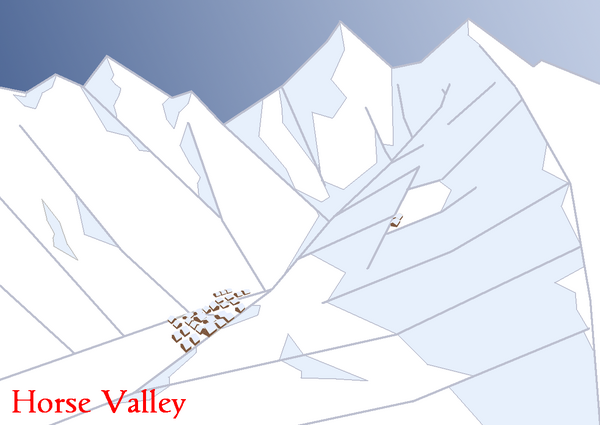 Horse Valley plan 1