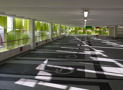 Parkeerplaatsen