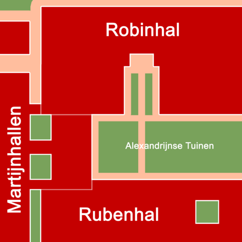 Bestand:Kaart Tweede Campus.png