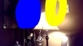 The Drawing of Blue and Yellow