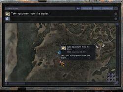 TakeEquipmentFromTheTraderMap