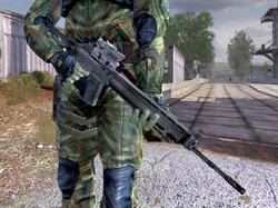 SHOC Sniper SGI