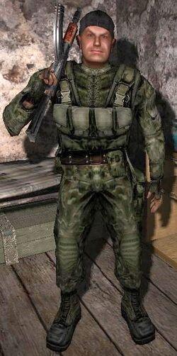 CS Military Grunt