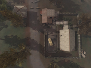 SCS Cordon Military Checkpoint Overhead Map