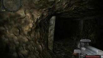 S.T.A.L.K.E.R. Call of Pripyat - Dangerous Cave