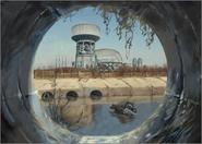 SCS Pripyat Underground Concept Art 2