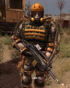 Freedom Exoskeleton