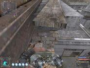 Secret stash on the tower ingame