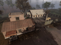 SCS Military Outpost