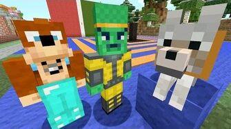 Minecraft Xbox - Invisible Walls 309