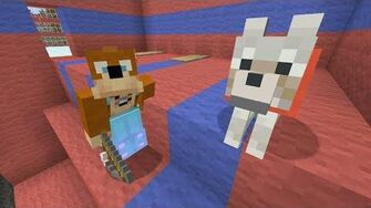 Minecraft Xbox - Fling And Drop 171