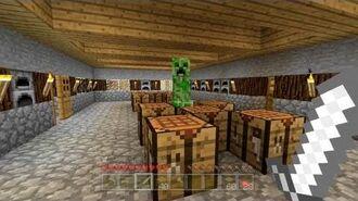 Minecraft Xbox - Uninvited Visitor -44-