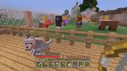 Minecraft Xbox - Zombies, Aliens And Evil Slugs -58-