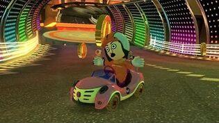 Mario Kart 8 - Grand Prix - Leaf Cup