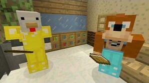 Minecraft Xbox - Fish Tank 234