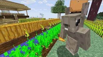 Minecraft Xbox - Easter Bunny -187-