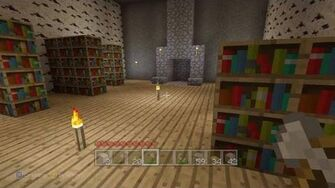 Minecraft - Lovely Library 23