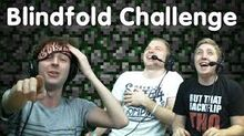Blinfold Challenge Part 2