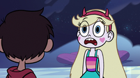 S1e2 star is shocked