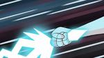 S2E41 Mewberty Moon forging a sword of magic