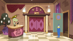 S2E25 Glossaryck back on the first floor