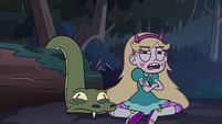 S3E5 Star Butterfly 'it's creepy'