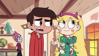 S2E19 Marco Diaz correcting Star 'hatchet'