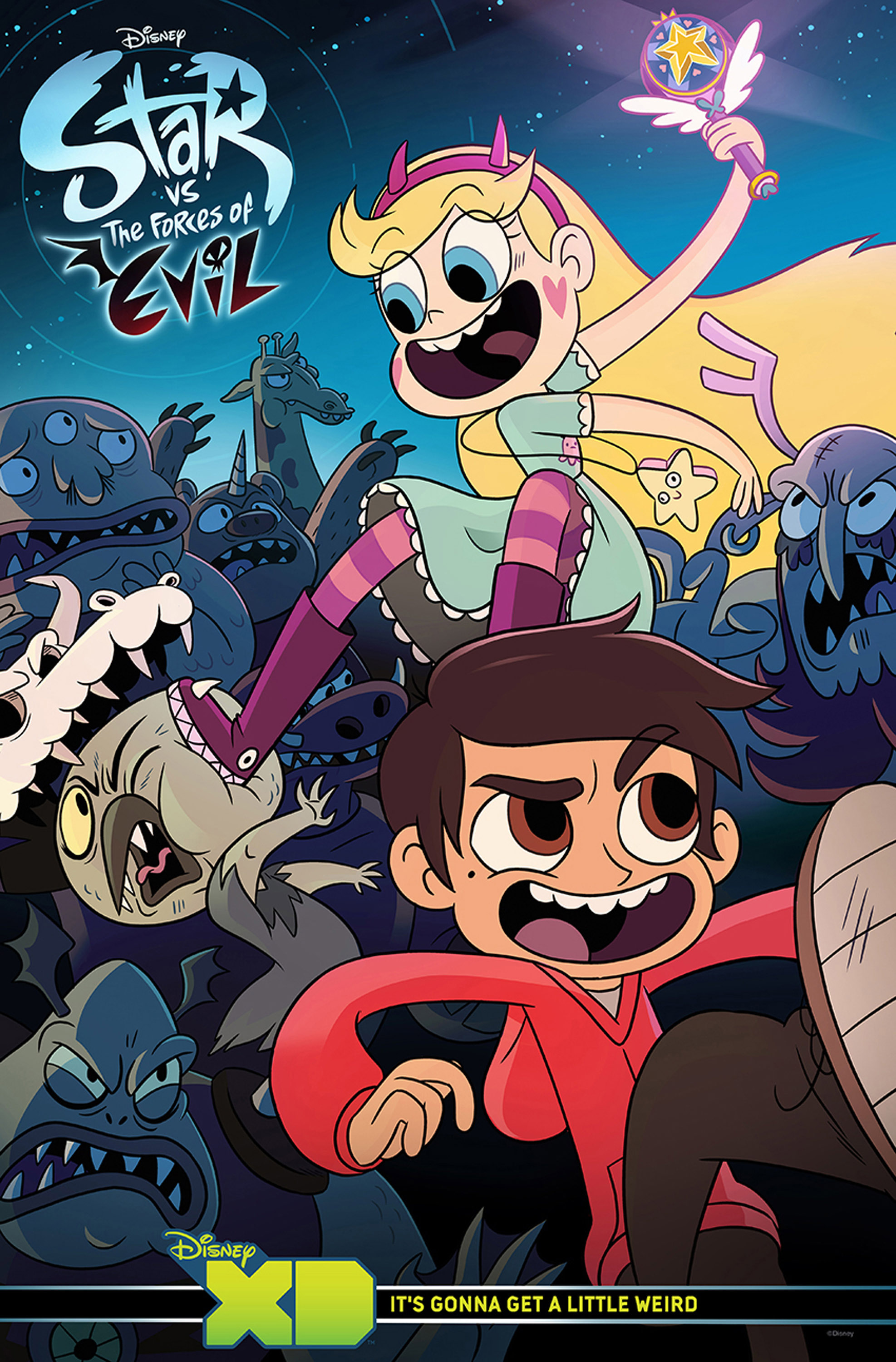 Star vs. the Forces of Evil: Vol. 1 - YouTube