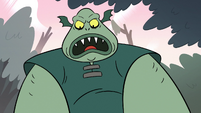 S2E12 Buff Frog 'I'm soft because I have children'