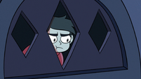 S3E6 Marco spying on King Ludo from the vents