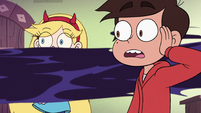 S2E30 Black cloud rushes past Star and Marco
