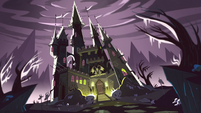 Star Comes to Earth background - Ludo's castle