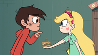 S1e24 marco points at star