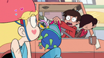 S2E5 Marco tries to give Star her wand