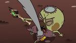 S2E8 Ludo getting beaten up