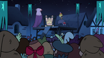 S3E6 King Ludo publicly banishing River Butterfly