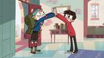 S1E6 Marco and Gustav's secret handshake 8
