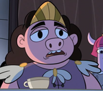 Unnamed pig princess profile