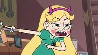 S2E29 Star Butterfly 'you took a lot more than a little'