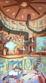 Star's bedroom