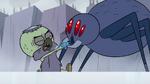 S2E2 Ludo and spider fight over fish