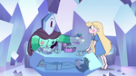 S2E34 Rhombulus gives Star his chest diamond